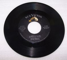 Elvis Presley A Mess Of Blues It's Now Or Never RCA Victor 47-7777 45 RPM Record #RocknRoll