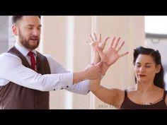 Lindy Hop Lesson: Tuck Turn That Travels - YouTube