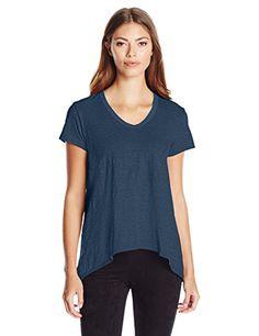 Wilt Women's Short-Sleeve Shrunken Boyfriend T-Shirt, Petro, XS - http://www.darrenblogs.com/2016/10/wilt-womens-short-sleeve-shrunken-boyfriend-t-shirt-petro-xs/