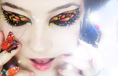 Butterfly Queen by KlairedeLys.deviantart.com on @deviantART