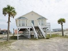 Charming Vacation Home With A Good View Of The Gulf Of MexicoVacation Rental in Fort Morgan from @homeaway! #vacation #rental #travel #homeaway