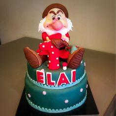 Grumpy dwarf cake - Cake by Micol Perugia