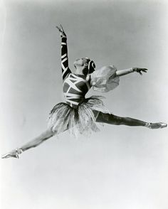 Maria Tallchief in George Balanchine's The Four Temperaments