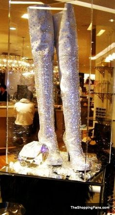 bling bling fashion boots The Shopping Fans
