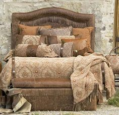 For My Master Bedroom - I Love This Comforter Set.