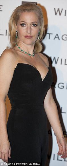 14 Best Gillian Anderson images | Gillian,erson, Celebrities, Dana ...