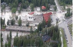 Gallery: Alberta's inundated neighbourhoods from the air Bragg Creek, Aerial Images, How To Level Ground, The Neighbourhood, Photos, Pictures, Entertaining, Gallery, Places