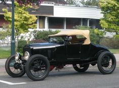 Clayton Paddison figures if he had lived eight decades ago, and he had designs on putting together a rod in his back yard, he'd have produced something very similar to the modified 1926 Ford Model T roadster that is now his baby.