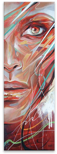 Drowning In Bliss by Danny O'Connor (Art By Doc) ♥✤
