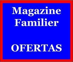 Magazine Familier repleto de brinquedos e Produtos para bebês.