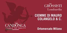 Chef, barman, gelatieri, pasticceri, pizzaioli e fruttivendoli! Ecco dove acquistare l'originale Candonga Fragola Top Quality. http://www.candonga.it/grossisti/ #candonga #fragola #top_quality — presso Via Lombroso, 54 20137 Milano (MI).