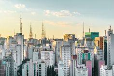 São Paulo paradisíaca nas fotografias de Lucas Inacio