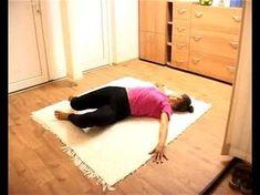 Hrudní páteř - Cvičením proti bolesti - 3. díl - YouTube Pilates, Workout Videos, Beach Mat, Outdoor Blanket, Health Fitness, Youtube, Exercises, Tv, Diet