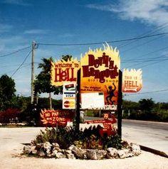Hell,Grand Cayman