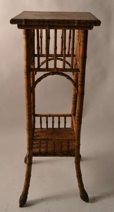 Antique Victorian Wrought Iron Onyx Table Plant Stand 400 x 300