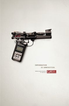 Information is Ammunition  Canadian Journalists for Free Expression Agency: Juniper Park
