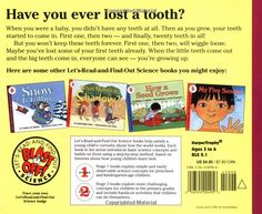 How Many Teeth? (Let's-Read-and-Find-Out Science 1): Paul Showers,True Kelley: 9780064450980: Amazon.com: Books