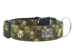 RC Pet Products 1-1/2-Inch Wide Dog Clip Collar, Pitter Patter Camo >>> Want to know more, click on the image. (This is an affiliate link) #CollarsHarnessesandLeashes