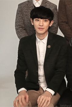 Chanyeol is cold~