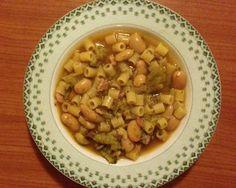 Two Busy Beez: Zuppa di fagioli bianchi, castagne e broccoli