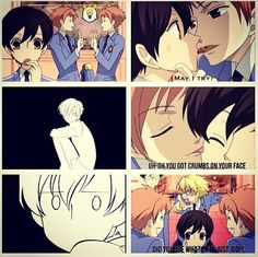 Ouran High School Host Club || anime