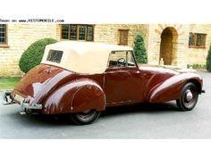 Automobile Allard modèle L (1946-1950)