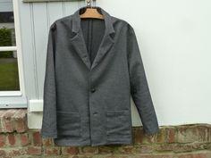 La veste souple - 4 bricoles...et plus Couture, Blazer, Casual, Jackets, Women, Fashion, Board, Jacket, Down Jackets