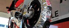 Chicken Hawk Are Now Honda WSBK Team Official Technical Supplier