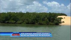 Veja imagens do local onde corpo de Domingos Montagner foi encontrado