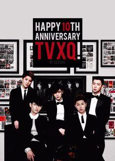 TVXQ Anniversary