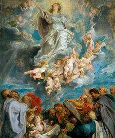 "15 augustus. Maria Hemelvaart of Onze Lieve Vrouwe Hemelvaart. Maria Tenhemelopneming is in de Orthodoxe en Katholieke Kerk de feestdag van de opneming ""met lichaam en ziel"" van Maria in de hemel."