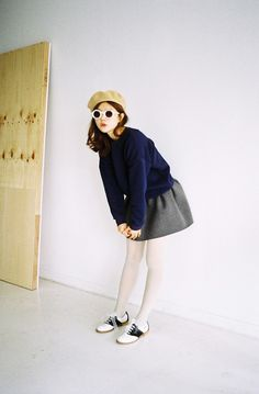 The Clothes Horse: Style Crush: Freckle Seoul