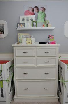 Triplet Girls' Nursery - Project Nursery