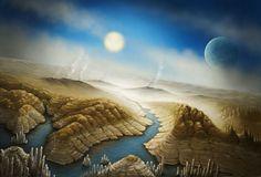 地球に「最も似ている」太陽系外惑星を発見 | ナショナルジオグラフィック日本版サイト
