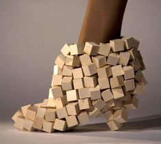 Favorite Geometrics from the Virtual Shoe Museum - ShoeRazzi by Andreia Chaves