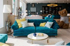 Swing by one of our Loaf Shacks to rest-drive our squishy sofas, brilliant beds and lovely loafing wares. Lazy Sunday Afternoon, Short Legs, Furniture Showroom, Your Perfect, Townhouse, Different Fabrics, Sofas, Condo, Rest