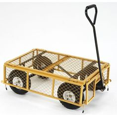 Farm & Ranch 900 lb. Steel Utility Cart
