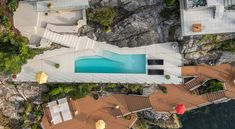 Oceanside Terrace with Swimming Pool