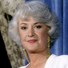"""Beatrice """"Bea"""" Arthur (May 13, 1922 – April 25, 2009) was an American actress, comedienne, and singer whose career spanned seven decades. Arthur achieved fame as the character Maude Findlay on the 1970s sitcoms All in the Family and Maude, and as Dorothy Zbornak on the 1980s sitcom The Golden Girls, Died of cancer."""