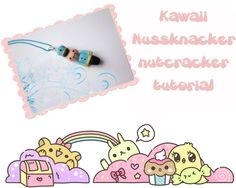 Kawaii Nußknacker tutorial