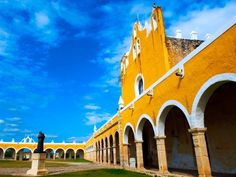 live laugh love PLUS Travel. Izamal Mexico  Photo by _  FOLLOW @world.travel.feed FOLLOW @world.travel.feed  Tag 2 friends who you want to go on an #adventure with or go #exploring with!!!