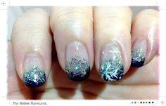 Russian Navy OPI  by mblmani - Nail Art Gallery nailartgallery.nailsmag.com by Nails Magazine www.nailsmag.com #nailart