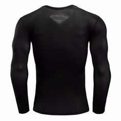 205ae24927cce Superman Compression Shirt For Men