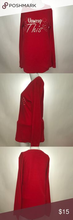 a1358e5ef6256 Target Unwrap This Long Sleeve Thermal Size Small
