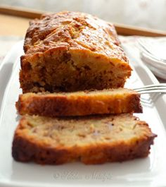 No Starter Amish Friendship Bread - The best Amish bread recipe without the long starter process!