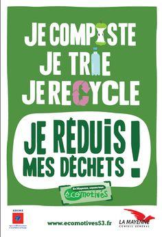 CONSEIL GÉNÉRAL DE MAYENNE    Campagne pour la réduction des déchets