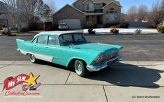 Plymouth Savoy, Fred Flintstone, The Sandlot, Opening Credits, 10 Year Old, Great Stories, Car Show, Car Parking