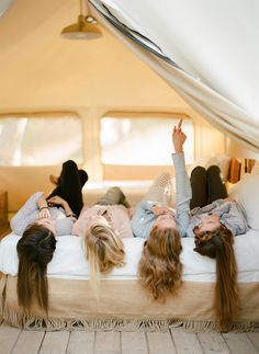 10 of the Most Gorgeous Destinations for Glamping | Style Me Pretty