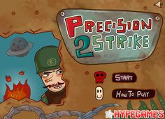Play #PrecisionStrike2. Soldier! Aim your grenades carefully to destroy the evil and win the war!