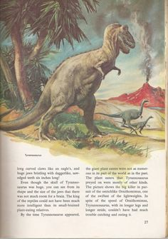 Tyrannosaurus, Exploring Earth Dinosaurs